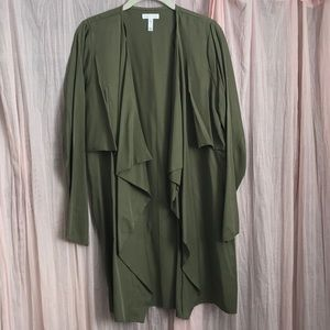 Leith lightweight trench coat